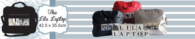 Lila Laptop Bags