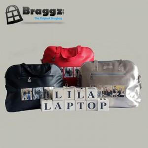 Lila Laptop Bag