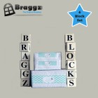 Braggz Blocks - (6 Block Set)